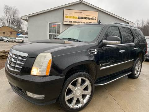 2007 Cadillac Escalade for sale at COLUMBUS AUTOMOTIVE in Reynoldsburg OH