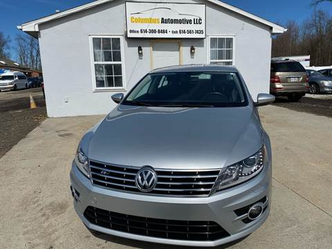 2014 Volkswagen CC for sale at COLUMBUS AUTOMOTIVE in Reynoldsburg OH