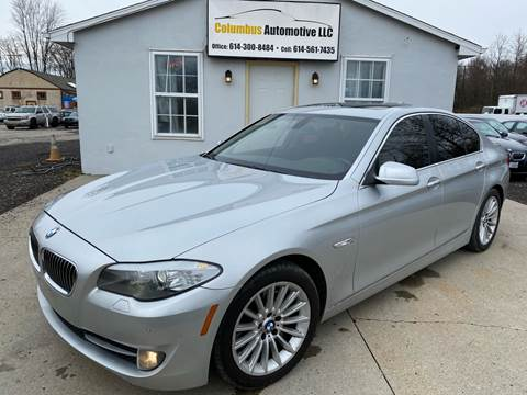 2011 BMW 5 Series for sale at COLUMBUS AUTOMOTIVE in Reynoldsburg OH