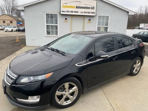 2014 Chevrolet Volt for sale at COLUMBUS AUTOMOTIVE in Reynoldsburg OH
