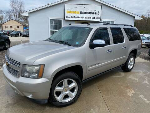 2007 Chevrolet Suburban for sale at COLUMBUS AUTOMOTIVE in Reynoldsburg OH