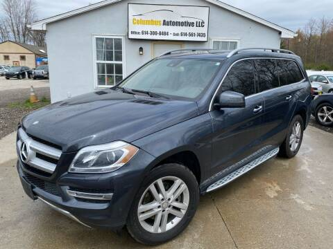 2015 Mercedes-Benz GL-Class for sale at COLUMBUS AUTOMOTIVE in Reynoldsburg OH