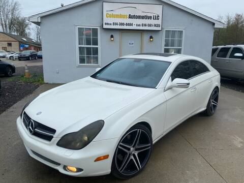 2009 Mercedes-Benz CLS for sale at COLUMBUS AUTOMOTIVE in Reynoldsburg OH