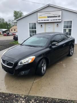 2011 Volvo C70 for sale at COLUMBUS AUTOMOTIVE in Reynoldsburg OH