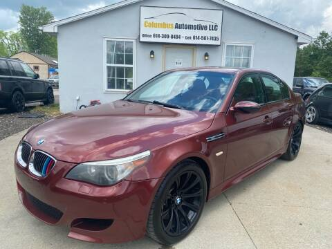2007 BMW M5 for sale at COLUMBUS AUTOMOTIVE in Reynoldsburg OH