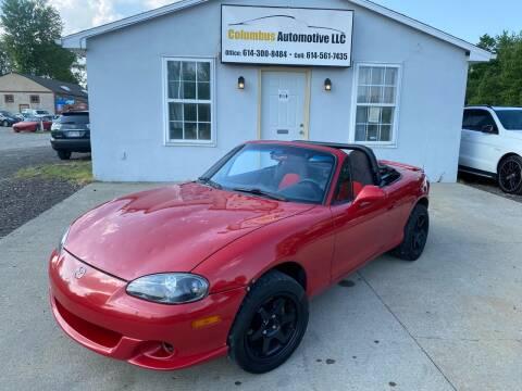 2004 Mazda MAZDASPEED MX-5 for sale at COLUMBUS AUTOMOTIVE in Reynoldsburg OH