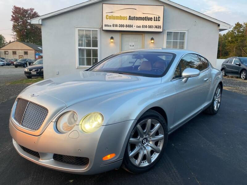 2005 Bentley Continental for sale at COLUMBUS AUTOMOTIVE in Reynoldsburg OH