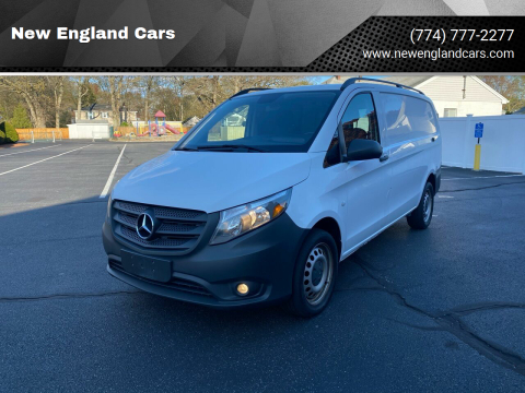 2016 Mercedes-Benz Metris for sale at New England Cars in Attleboro MA