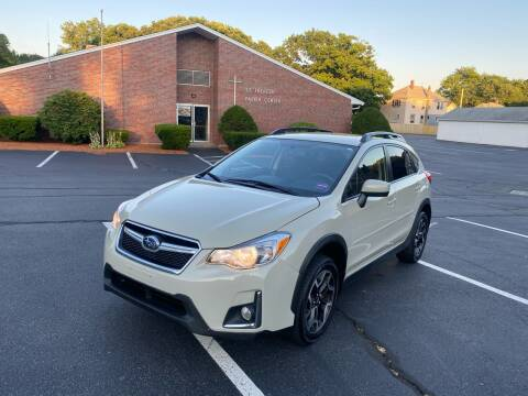 2016 Subaru Crosstrek for sale at New England Cars in Attleboro MA