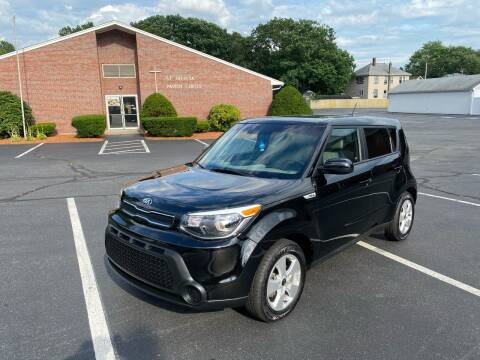 2019 Kia Soul for sale at New England Cars in Attleboro MA