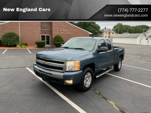 2010 Chevrolet Silverado 1500 for sale at New England Cars in Attleboro MA