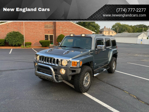 2007 HUMMER H3 for sale at New England Cars in Attleboro MA