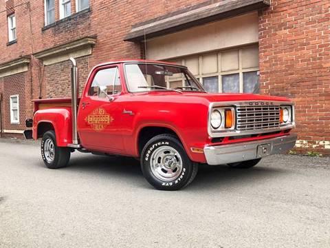 1978 Dodge D150 Pickup for sale in Grafton, WV