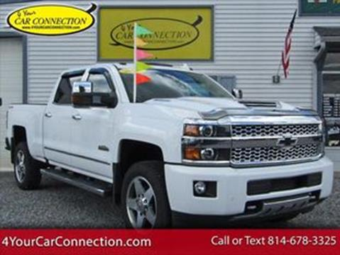 2019 Chevrolet Silverado 2500HD for sale in Cranberry, PA