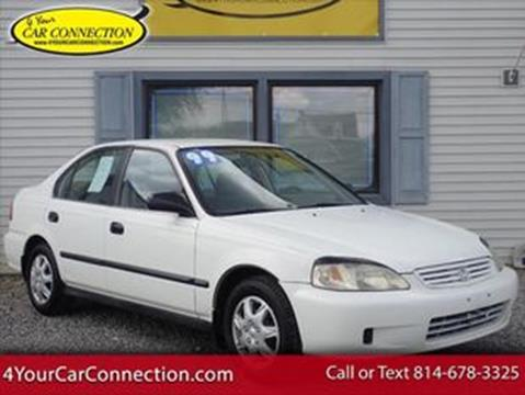 1999 Honda Civic for sale in Cranberry, PA