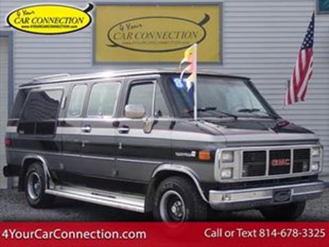 1987 GMC Vandura for sale in Cranberry, PA