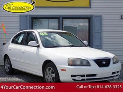 2004 Hyundai Elantra for sale in Cranberry, PA