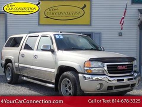 2005 GMC Sierra 1500 for sale in Cranberry, PA