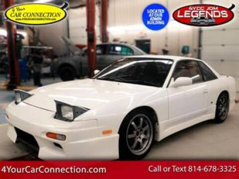 1993 Nissan 240SX for sale at 4 YOUR CAR CONNECTION INC in Cranberry PA