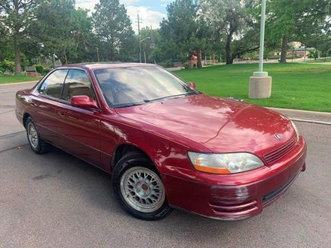 1994 Lexus ES 300 for sale at CarDen in Denver CO