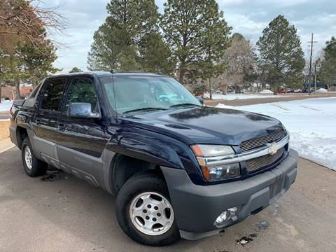 2005 Chevrolet Avalanche for sale in Denver, CO