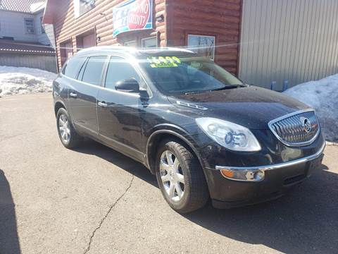 2008 Buick Enclave for sale at WB Auto Sales LLC in Barnum MN