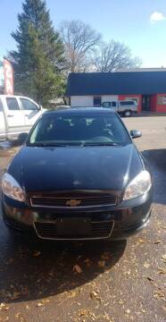 2008 Chevrolet Impala for sale at WB Auto Sales LLC in Barnum MN