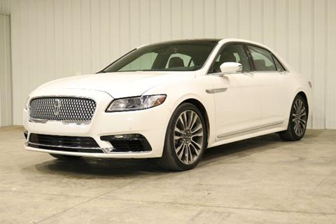 2017 Lincoln Continental for sale in Clinton, MO