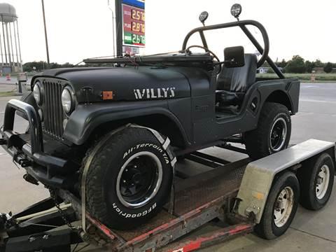 1970 Jeep CJ-5 for sale in Winters, TX