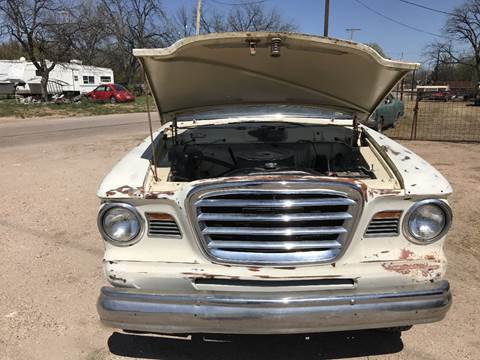 1964 Studebaker Champion for sale in Winters, TX
