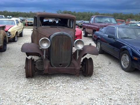 1932 Buick 97 for sale at CLASSIC MOTOR SPORTS in Winters TX