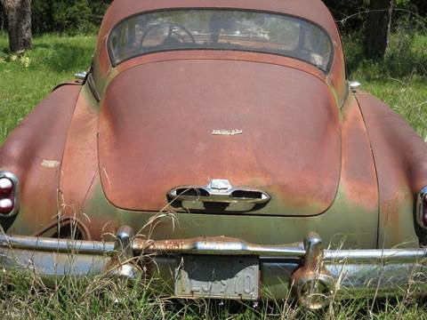 1949 Chevrolet Fleetmaster for sale at CLASSIC MOTOR SPORTS in Winters TX