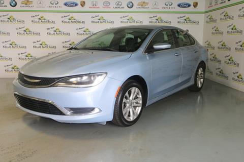 2015 Chrysler 200 for sale in Columbus, OH
