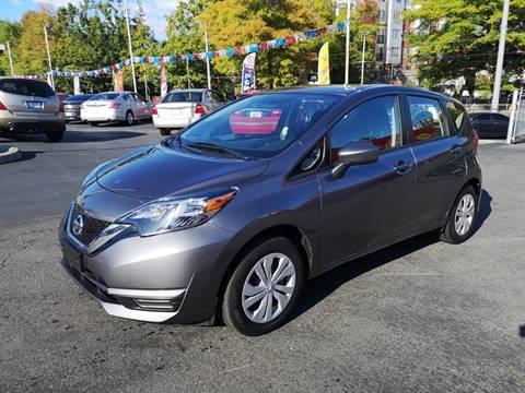 2018 Nissan Versa Note for sale in Seattle, WA