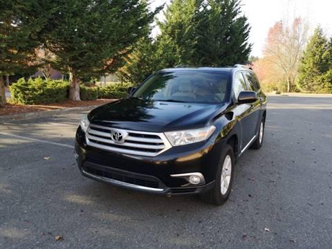 2013 Toyota Highlander for sale in Seattle, WA