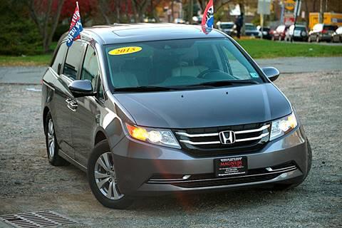 2015 Honda Odyssey for sale in Irvington, NJ