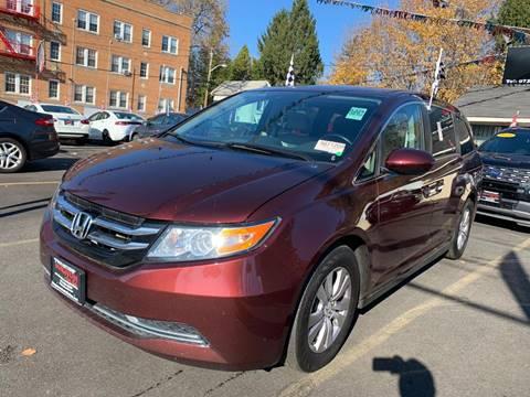 2016 Honda Odyssey for sale in Irvington, NJ