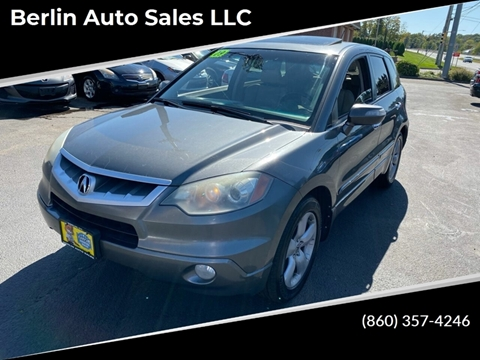 2009 Acura RDX for sale in Berlin, CT
