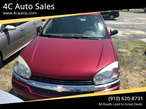 2005 Chevrolet Malibu Maxx for sale in Wilmington, NC