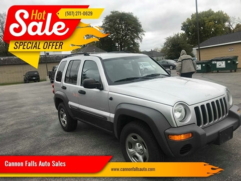 2004 Jeep Liberty for sale in Cannon Falls, MN