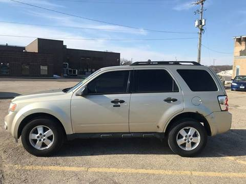 2010 Ford Escape XLT for sale at Cannon Falls Auto Sales in Cannon Falls MN