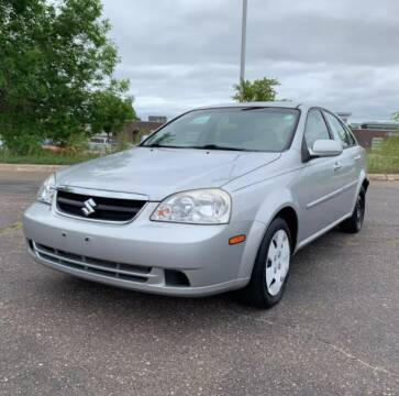 2007 Suzuki Forenza for sale at Cannon Falls Auto Sales in Cannon Falls MN