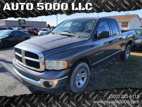 2003 Dodge Ram Pickup 1500 for sale in Smyrna, DE