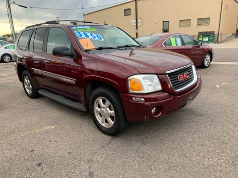 2005 GMC Envoy for sale in Englewood, CO