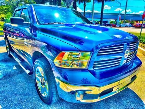 2016 RAM Ram Pickup 1500 for sale in Hialeah, FL