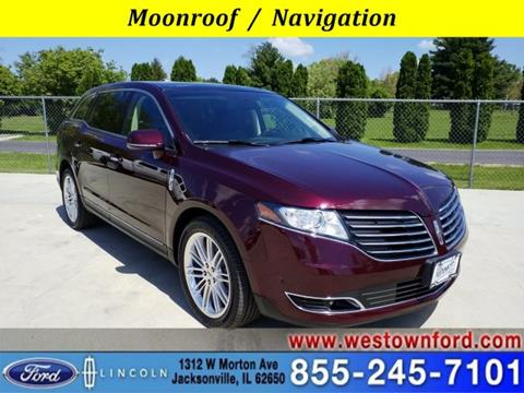 2019 Lincoln MKT for sale in Jacksonville, IL