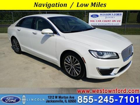2019 Lincoln MKZ for sale in Jacksonville, IL
