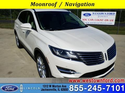 2017 Lincoln MKC for sale in Jacksonville, IL
