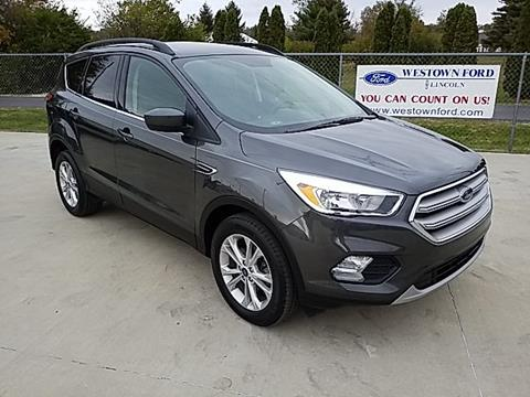 2018 Ford Escape for sale in Jacksonville, IL