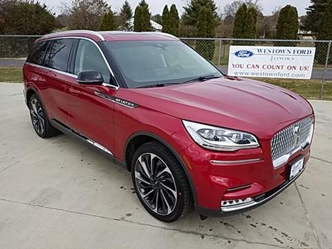 2020 Lincoln Aviator for sale in Jacksonville, IL